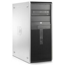 "HP Compaq DC 7800 CMT + Monitor HP 1702 17"""