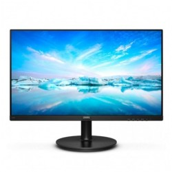 "Monitor Philips 54,6 cm (21,5"") 220V8 1920x1080 VA(IPS) 4ms VGA DVI"