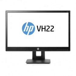 "Monitor HP 55,0 cm (21,5"") VH22 1920x1080 7ms VGA DVI DisplayPort Pivot"