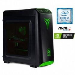Računalnik  MEGA 4000S-Gamer i5-9600KF/8GB/SSD500GB-NVMe/GTX1660-SUPER-6GB/Brez OS