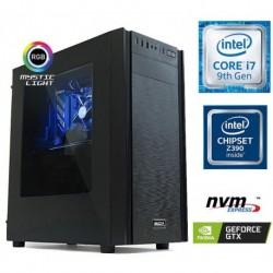 Računalnik  MEGA 6000X i7-9700F/16GB/SSD500GB-NVMe/2TB/GTX1660-6GB-SUPER/Brez OS