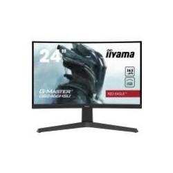 """Monitor Iiyama 60,5 cm (23,8"""") GB2466HSU-B1 1920x1080 Curved Gaming 165Hz IPS 1ms 2xHDMI DisplayPort 1/2xUSB HAS zvočniki Fre"""