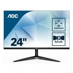 "Monitor AOC 59,9 cm (23,6"") 24B1H 1920x1080 MVA(IPS) 5ms VGA HDMI - Slim okvir"