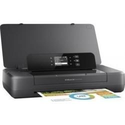 Tiskalnik Brizgalni Barvni prenosni HP OfficeJet 202 Mobile z baterijo A4/Wi-Fi