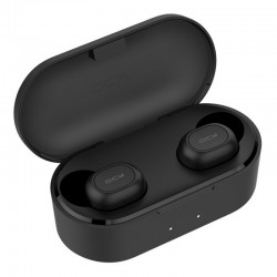 QCY bluetooth slušalke T2C, črne